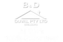 All Work 100% Guaranteed